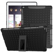 iPad Pro Anti-Slip Hybrid Case - Black
