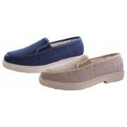 Komfort Klima Komfort Schuh, Farbe marine, Gr. 43