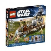 Toy / Game Perfect Lego Star Wars The Battle Of Naboo 7929 - 8 Battle Droids With Blasters & Transparent Shield
