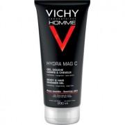 Vichy Homme Hydra-Mag C Duschgel Für Körper und Haar 200 ml