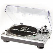 Technica Audio-Technica AT-LP120USBHC Turntable, Tracción directa, USB