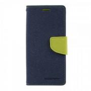 Mercury Pouzdro / kryt pro Samsung Galaxy Note 8 - Mercury, Fancy Diary NAVY/LIME