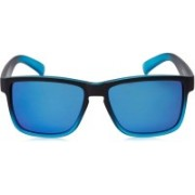Daniel Klein Wayfarer Sunglasses(Blue)