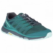 Merrell - Women's Bare Access XTR - Chaussures de trail taille 37, turquoise/gris