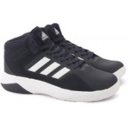 Adidas Neo CLOUDFOAM ILATION MID Sneakers(Blue)