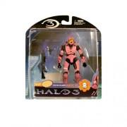 Halo 3 Mcfarlane Toys Series 2 Exclusive Action Figure Pink Spartan Soldier Mark Vi(Pink)