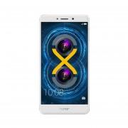 EY Huawei Honor 6x 5,5 Pulgadas De Pantalla HD 1920*1080 Tarjeta Dual Smartphone-White Multimodo