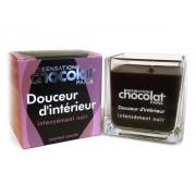 Bougie d'Intérieur Chocolat Noir