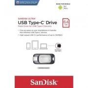 SanDisk Ultra 64 GB USB-minne - USB-C