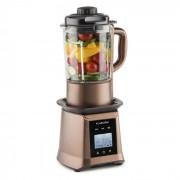 Herakles Heat Liquidificador c/Função de Calor Ideal p/Sopas 1300 W/1,7 PS 900W 1,75L s/BPA Cor de Café