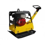 CRBH H 300 Placa compactoare reversibila hidraulica , motor HONDA OHV , 9Cp , 260 Kg