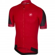 Castelli Volata 2 Jersey - S - Light Black/Anthracite