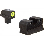 Trijicon CA110-C-600816 HD Night Sight Set with Yellow Front Outline for Colt Commander
