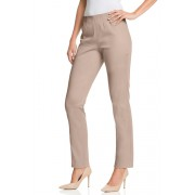 Womens Capture Stretch Twill Pull-On Pants - Stone