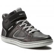 Sneakers GEOX - J Garcia B. A J64B6A 0BCCL C0017 D Black/Grey