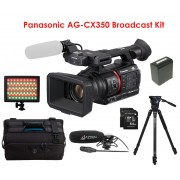 Panasonic AG-CX350 4K Broadcast Kit