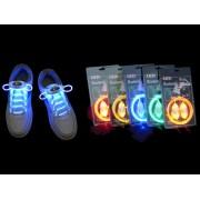 NTR LAMP20BL LED világításos cipőfűző pár - kék