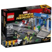 Lego Super Heroes 76082 - Spider Man: Rapina In Banca