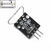 Invento Electronics Mini Magnetic Reed Switch Sensor Module 3.3V-5V 3 PIN For Arduino UNO PIC AVR Raspberry pi