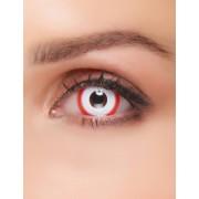 Vegaoo Kontaktlinser mördare vuxen One-size