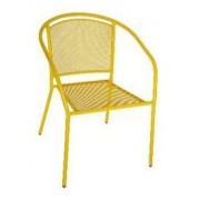 Baštenska stolica Arko, žuta, 51115