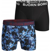 Bjorn Borg Boxershorts 2-Pack Bonnie Blue - Blau XL
