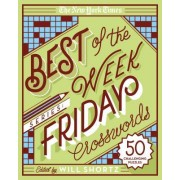 The New York Times Best of the Week Series: Friday Crosswords: 50 Medium-Level Puzzles