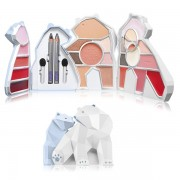 Pupa Be my Bear Big Make Up Set 010190 001 White грим палитра