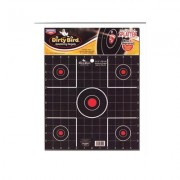 "Birchwood Casey """"dirty Bird"""" Targets - Dirty Bird 2"""" Sight-In Target 12 Pk"