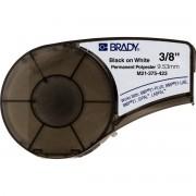 Brady M21-375-423 / 110896, polyester benzi, 9.53 mm x 6.40 m