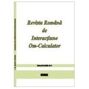 Revista romana de interactiune om-calculator 2/2010.