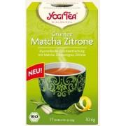 Yogi Tea Grüntee Matcha Zitrone - 17 Beutel