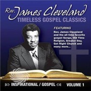 Video Delta Cleveland,James - Timeless Gospel Classics 1 - CD