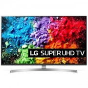 Телевизор LG 49SK8500PLA, 49 SUPER UHD TV, 3840x2160, DVB-T2/C/S2, Nano Cell, Cinema HDR, Dolby Atmos, Smart webOS 4.0, ThinQ AI, Full Array Local Dim