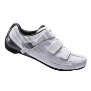 Shimano RP3 SPD-SL Cycling Shoes - White - EUR 51 - White
