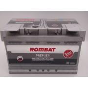 Baterie auto 12V 70Ah LB3 680A Rombat Premier