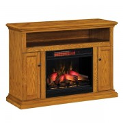 Semineu electric ClassicFlame Cannes Oak