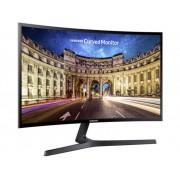 """Samsung LED-skärm 23.5 """" Samsung C24F396FHU VA LED"""