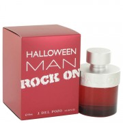 Jesus Del Pozo Halloween Man Rock On Eau De Toilette Spray 2.5 oz / 74 mL Men's Fragrance 516848