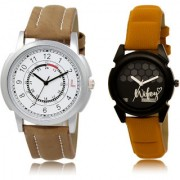 The Shopoholic White Black Combo Best Combo Pack White And Black Dial Analog Watch For Boys And Girls Casual Watches For Men