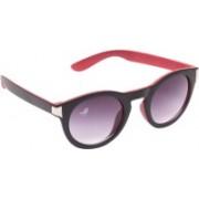Eddy's Eyewear Round Sunglasses(Grey)