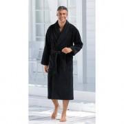 Carl Ross Hot Wash Bathrobe, 38 - Black