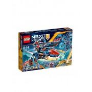 Lego Adventure - Nexo Knights - Clays Blaster Falke 70351