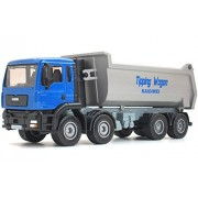Damara Dump Tipper Truck Car Toy (Blue)