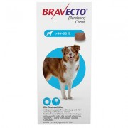 Bravecto for Large Dogs 44 to 88lbs (Blue) 2 Chew