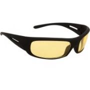 Overdrive Round Sunglasses(Yellow)