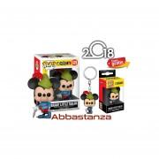 Set Llavero Y Pop Mickey Mouse Funko Pop Disney 90 Aniversario Raton