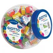 Šiljilo pvc 1rupa Stilnovo Giotto Fila 2329 sortirano fluorescentne boje 000040799
