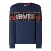 Levi´s® Sweatshirt mit Kontrasteinsatz