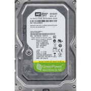 "HDD 1 TB Western Digital WD10EURX SATA III 3.5"" - second hand"